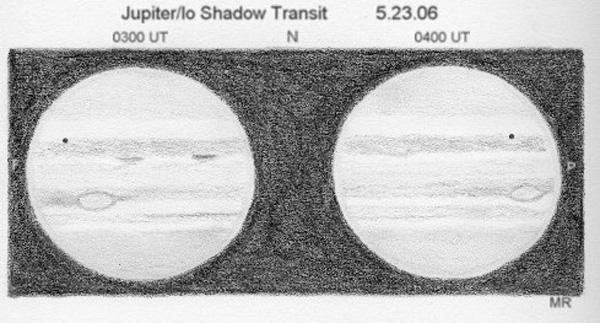 Jupiter/Io Shadow Transit