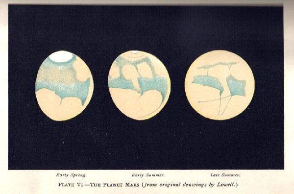 Lowell 1 Mars