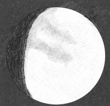 Gibbous Mars 1