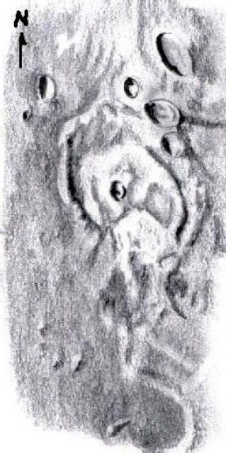 Lunar crater Posidonius