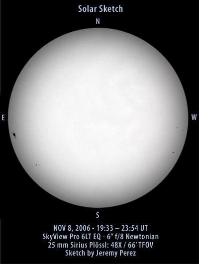 Mercury-Solar Transit