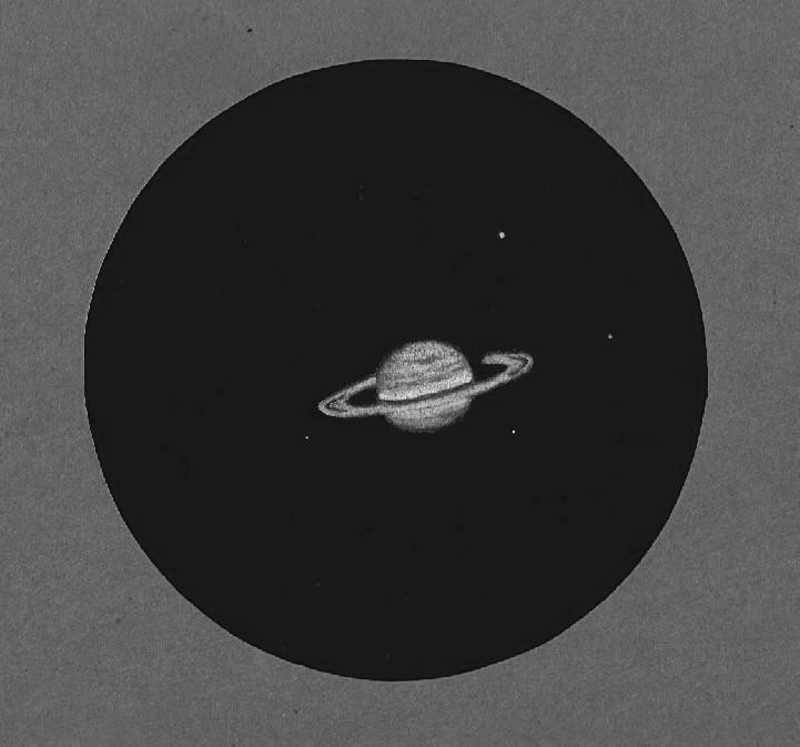 planet saturn drawing - photo #31