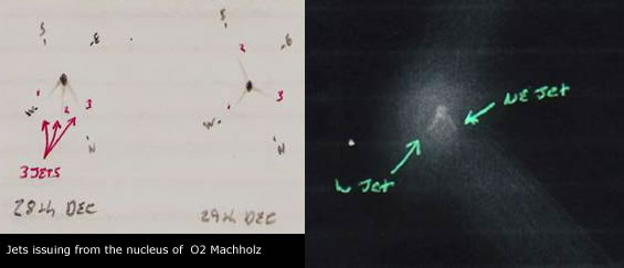 C/2004 Q2 Machholz