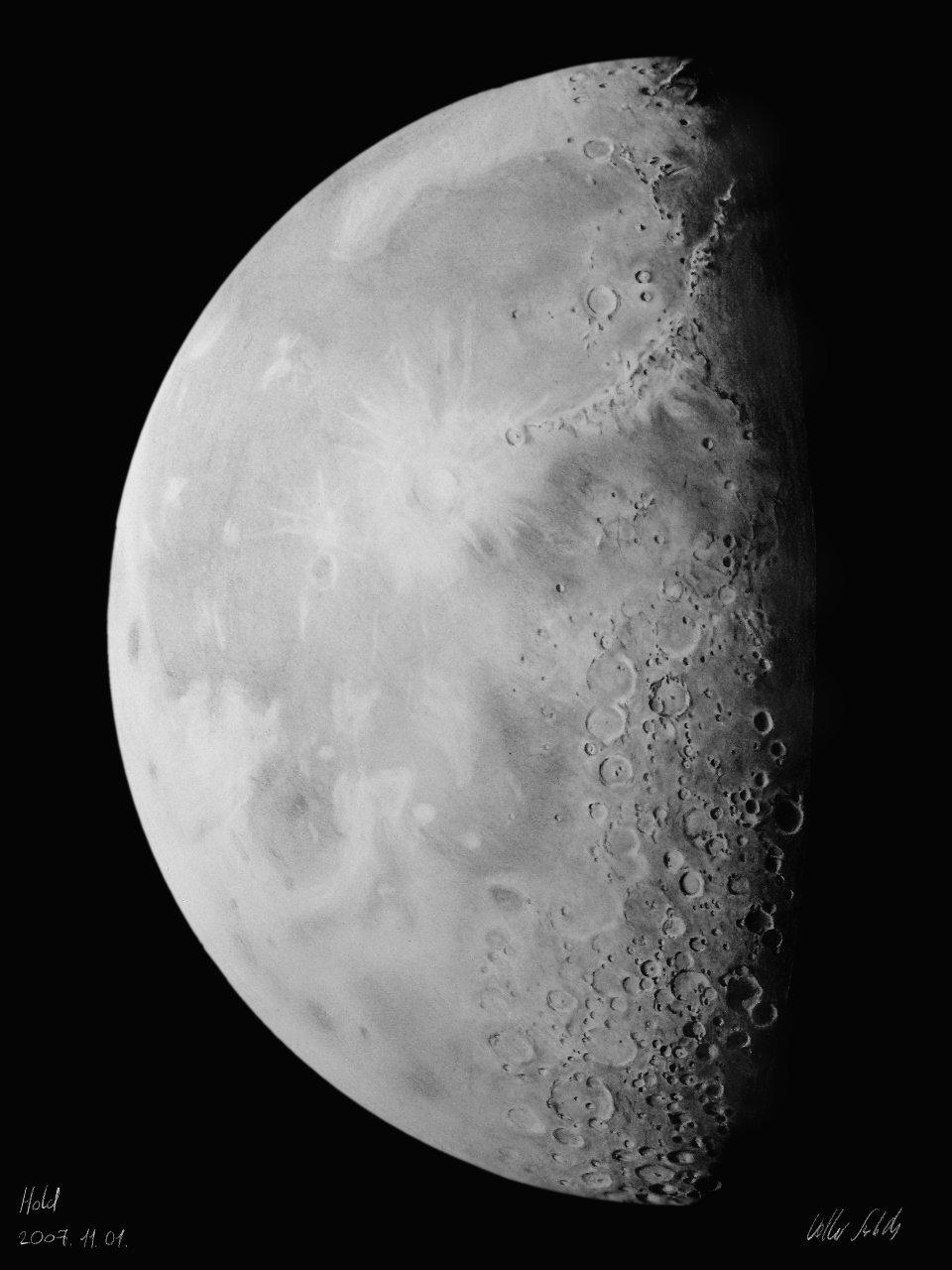 Marathon Moon