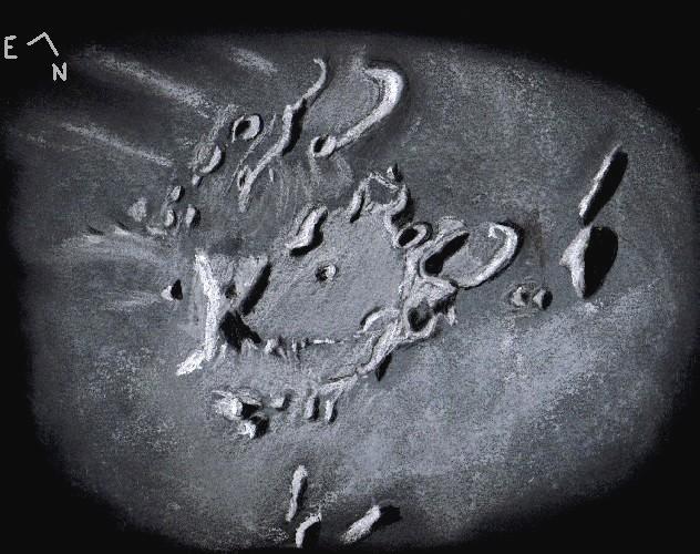 Goldschmidt Crater
