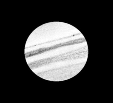Ganymede Transit