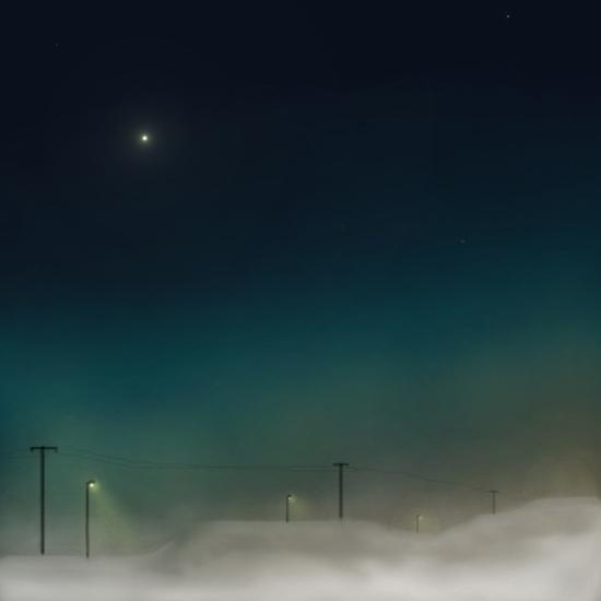 Venus naked eye
