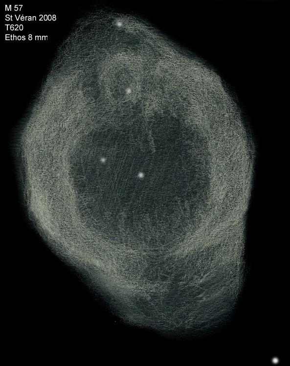 sketch ring nebula - photo #19
