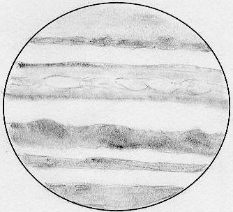 jupiter planet drawing words - photo #7