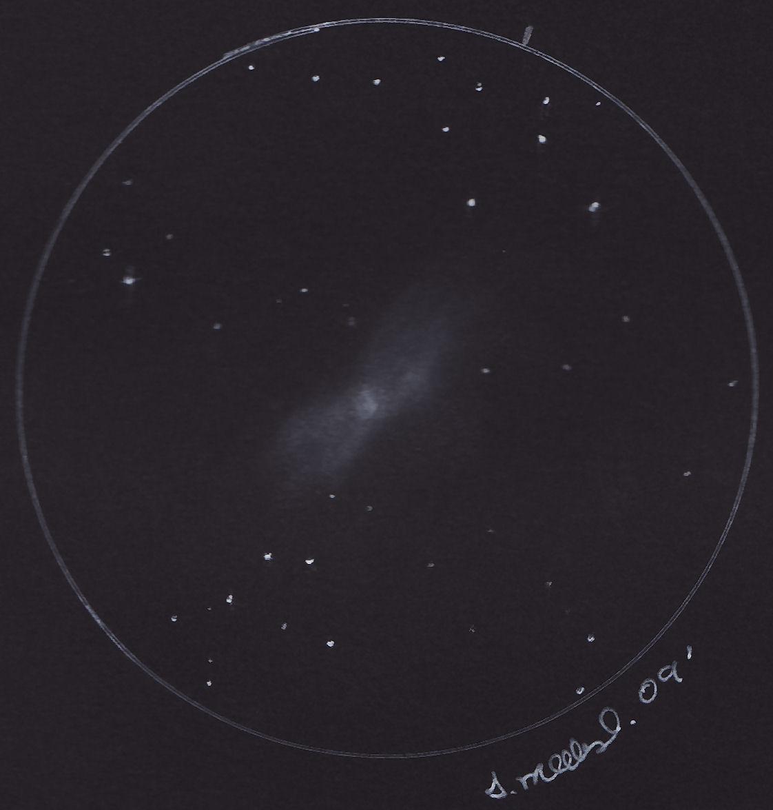 nebula sketch - photo #4