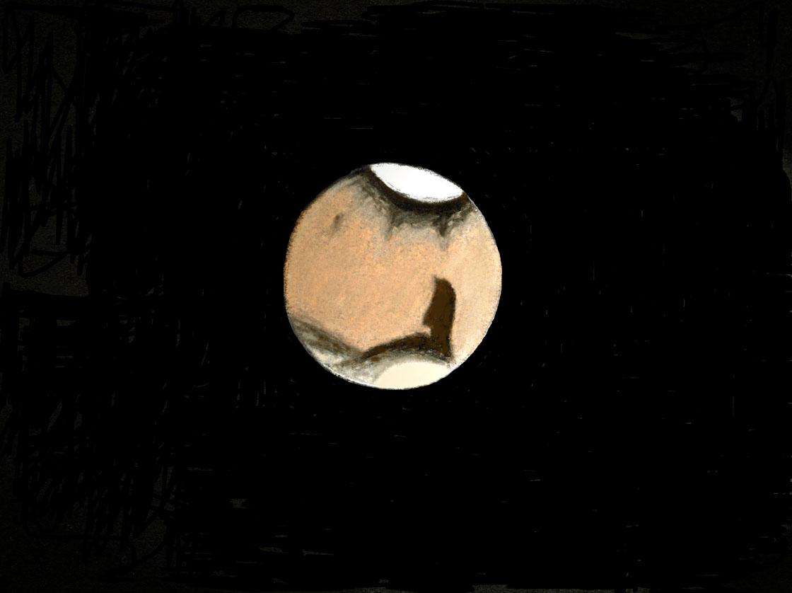 Mars - January 7, 2010