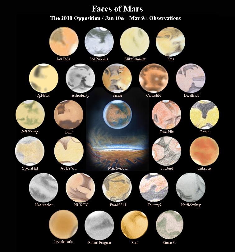Mars Compilation 2010