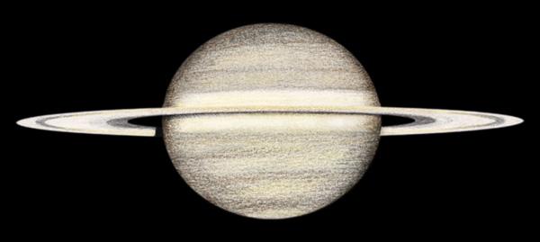 Saturn – March 8, 2010