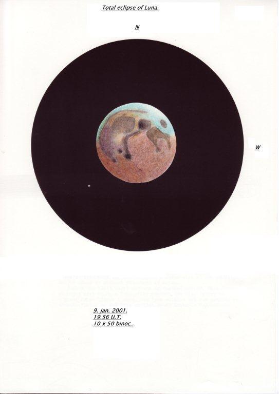 Eclipse of Luna