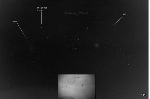 A Piece of Sagittarius