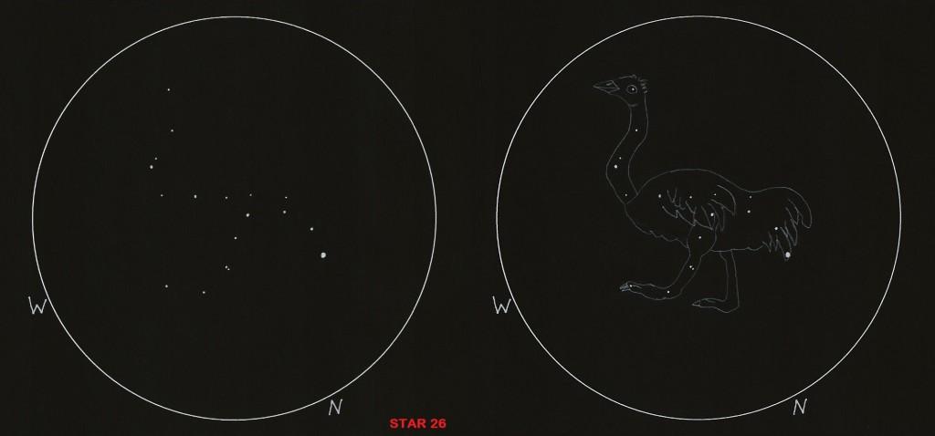 STAR 26 Asterism