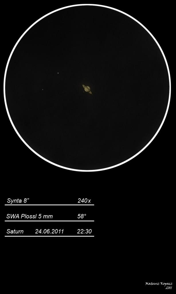 Saturn - June 24, 2011