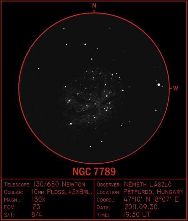 NGC 7789