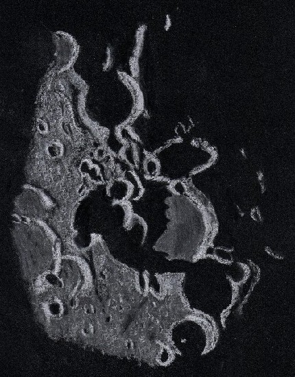 Craters Stöfler and Faraday
