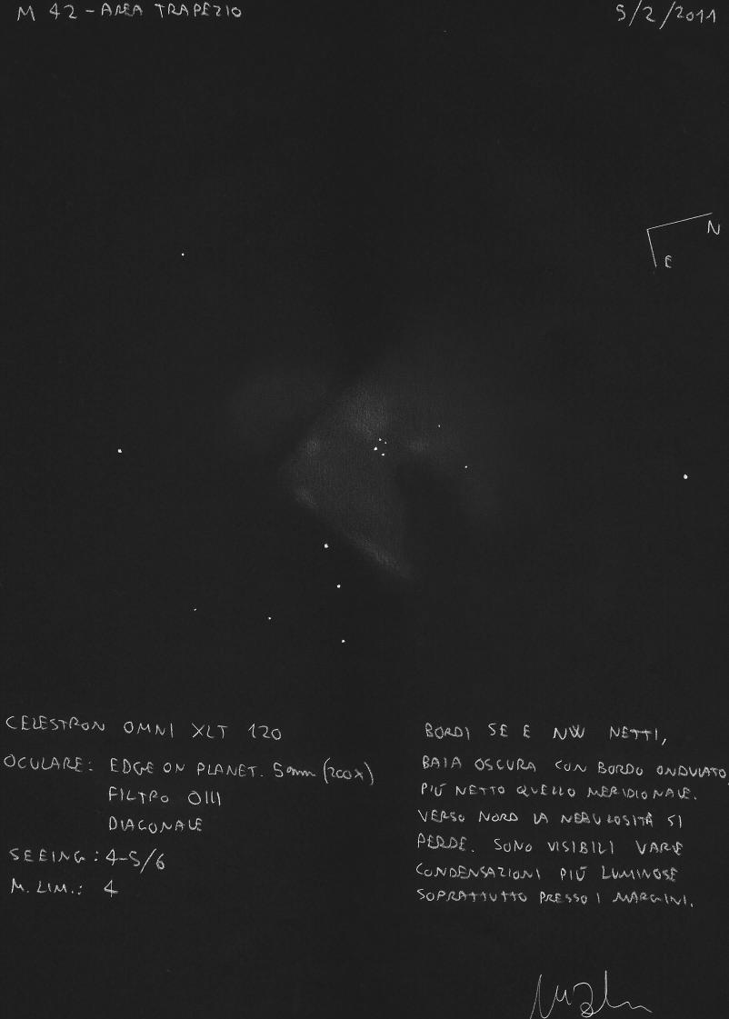 M42 Trapezium