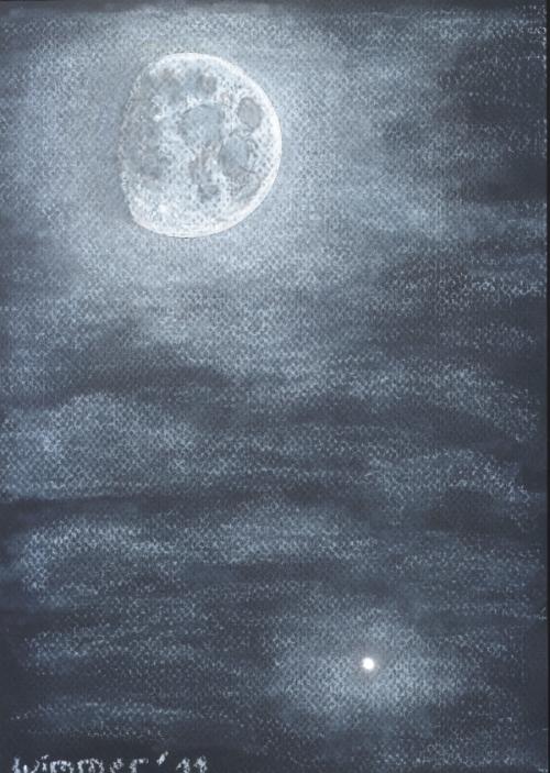 Moon/Jupiter Conjunction