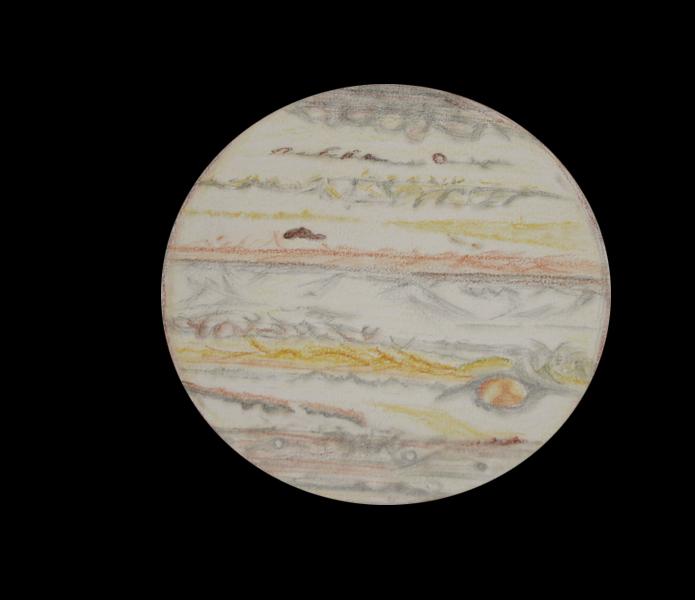 jupiter planet drawing words - photo #37