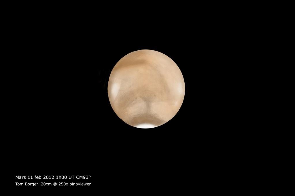 Mars - February 11, 2012