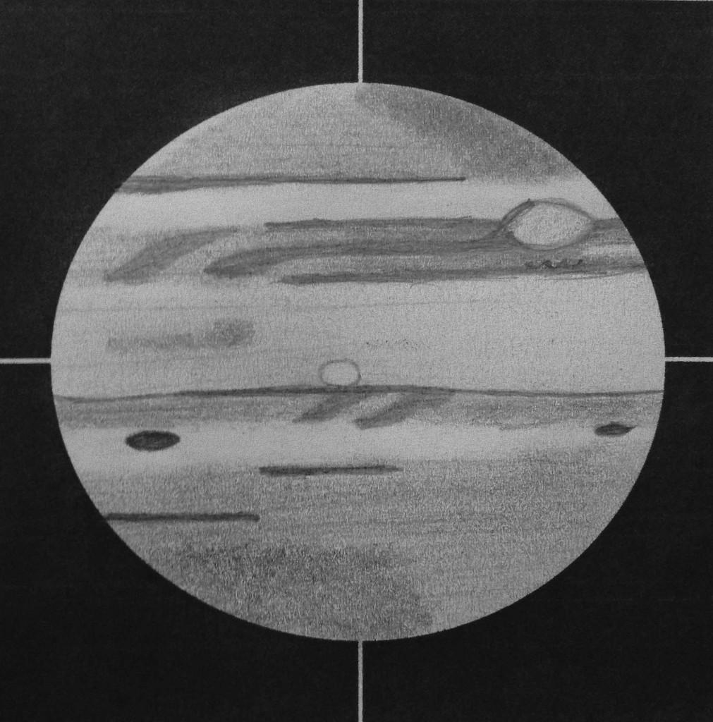 Jupiter - December 27, 2011