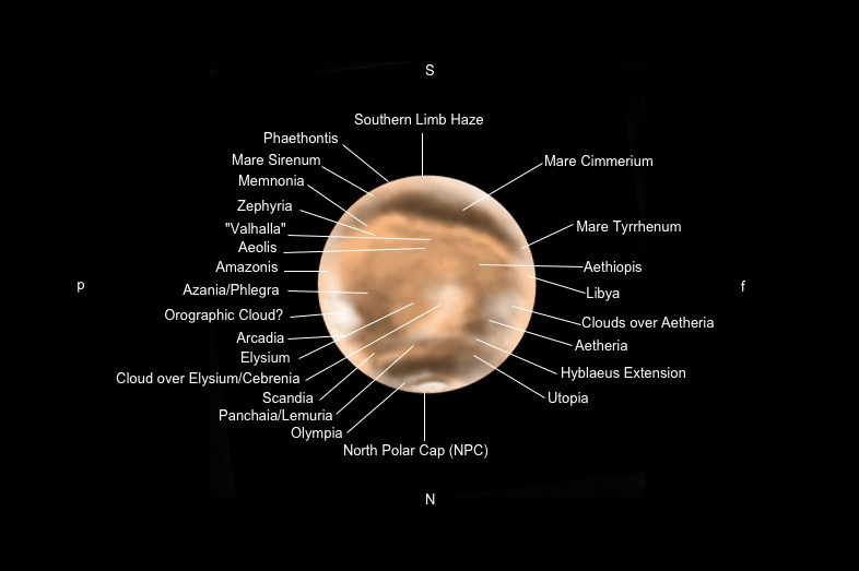 Mars - March 14, 2012
