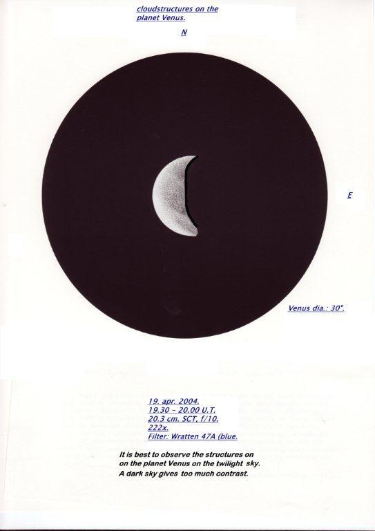 Venus - April 19, 2004