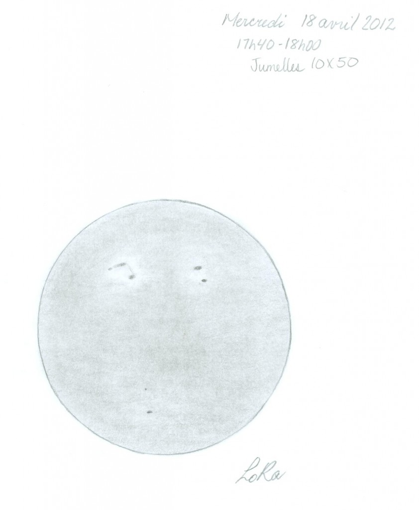 Sun - April 18, 2012