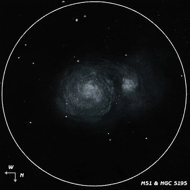 Messier 51 - Revisited