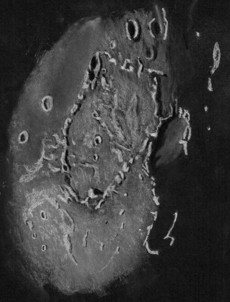 Crater J Herschel