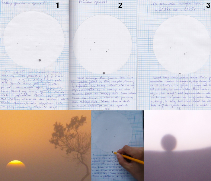 2012 Venus Transit Journal