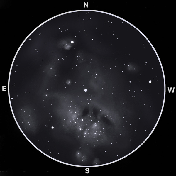 Messier 24 and Environment