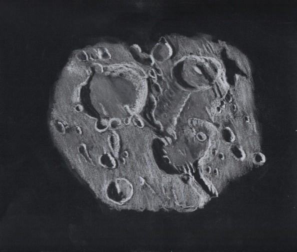 Crater Heraclitus