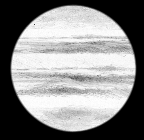 jupiter planet line drawings - photo #17