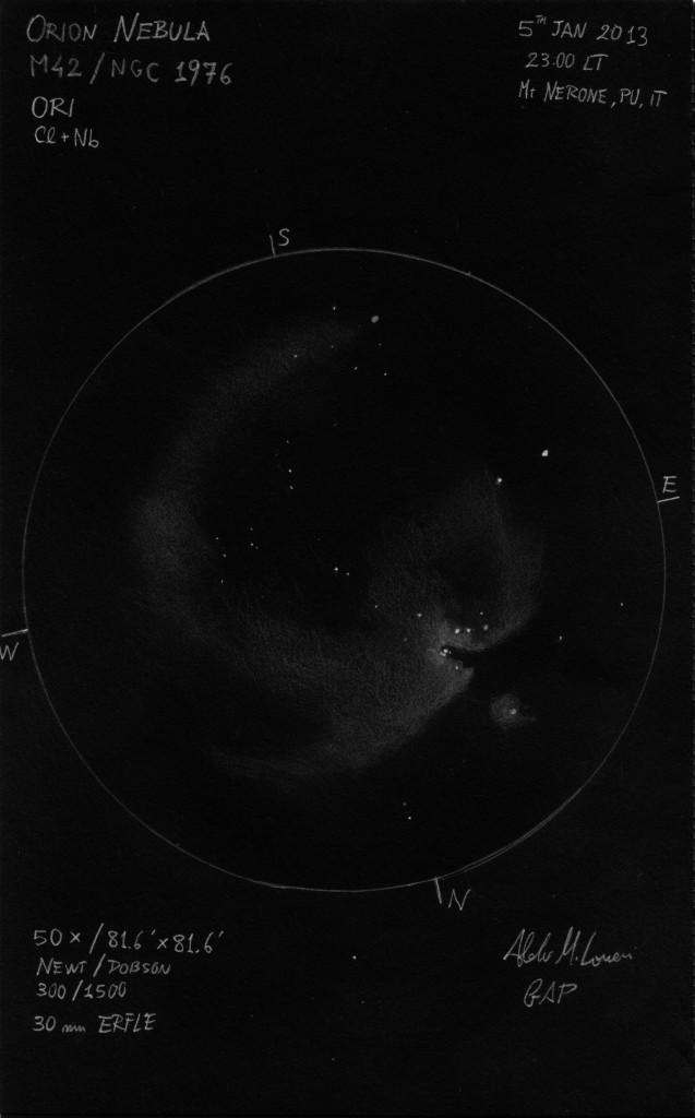 Messier 42/43