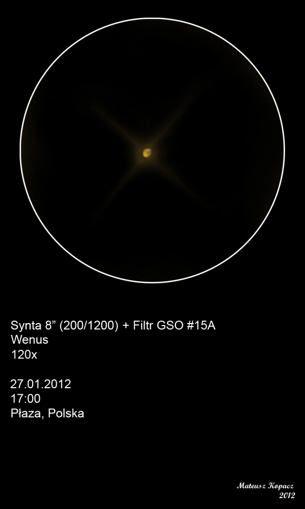 Venus - January 27, 2012