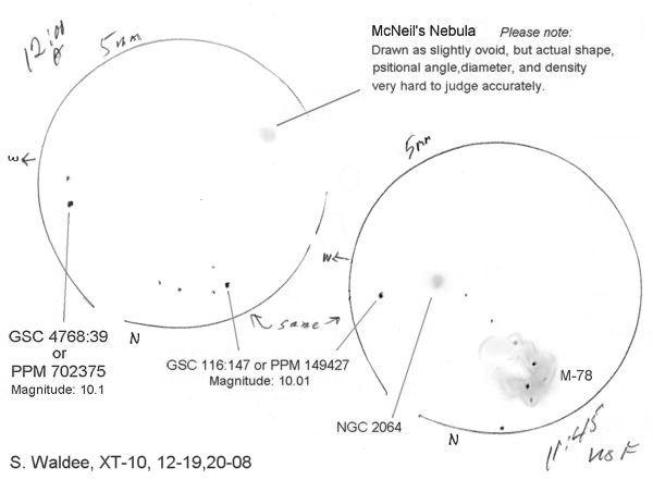 McNeil's Nebula