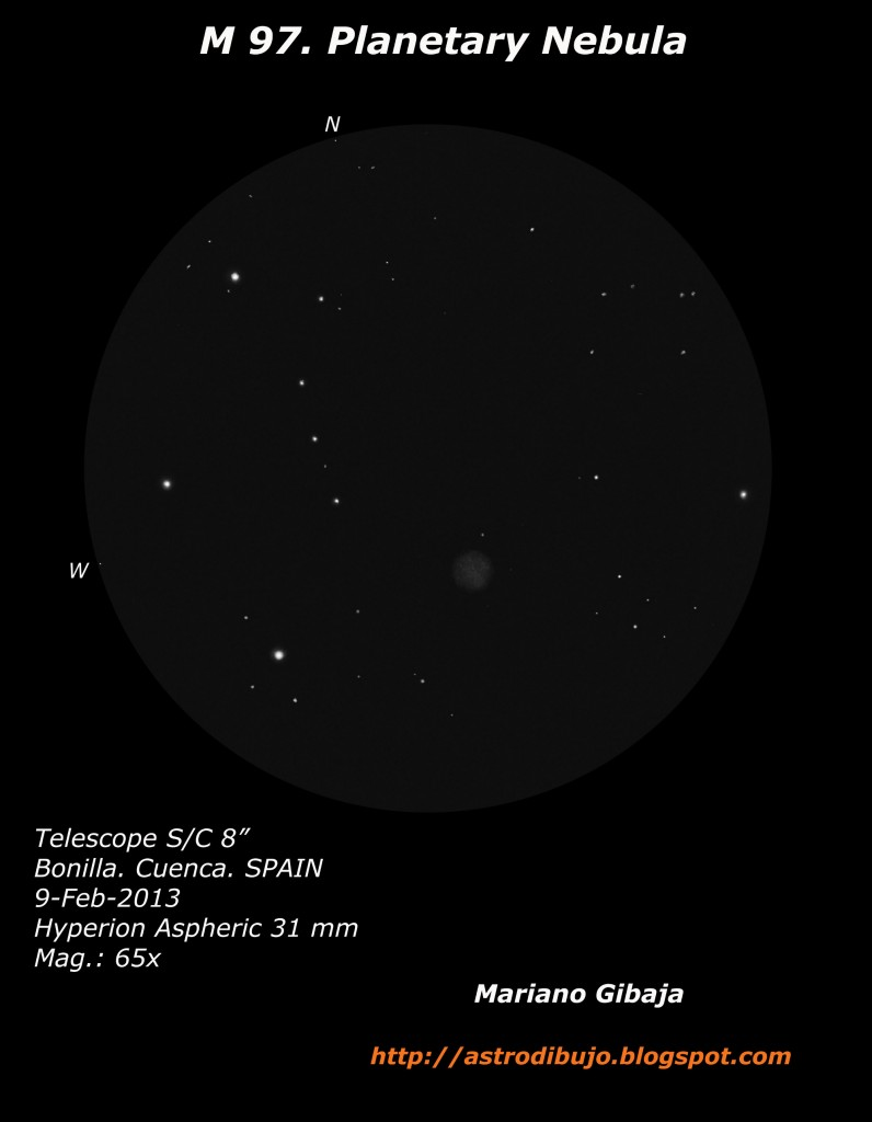 Messier 97