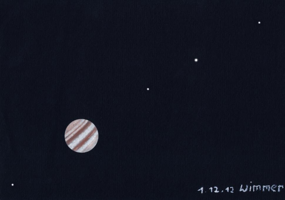 Jupiter - December 1, 2012