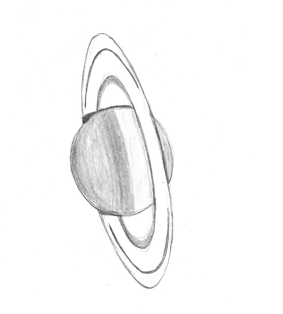 Saturn - June 6, 2013