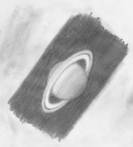 Saturn - April 23, 2013