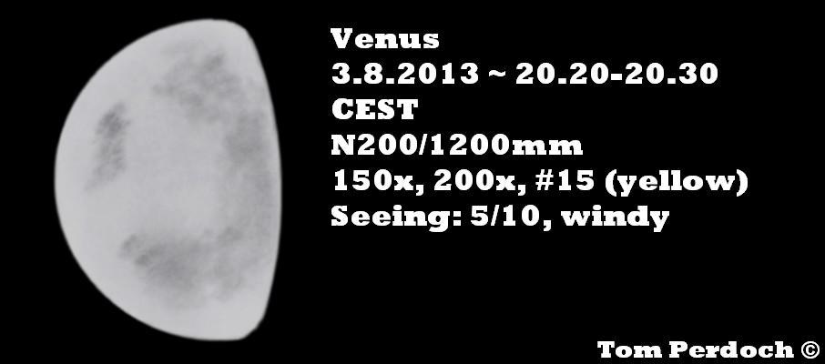 Venus - August 3, 2013