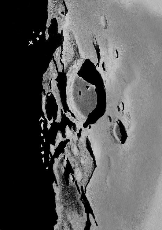 Crater Vieta