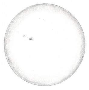 White Light Sun - September 22, 2012