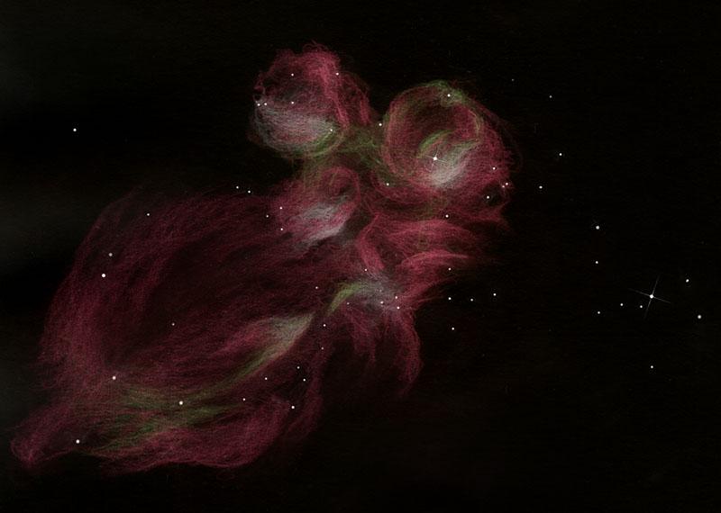 NGC 6334 (Cat's Paw Nebula)