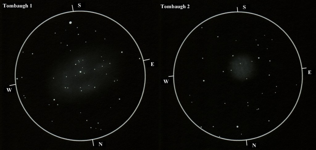 Tombaugh 1 and 2