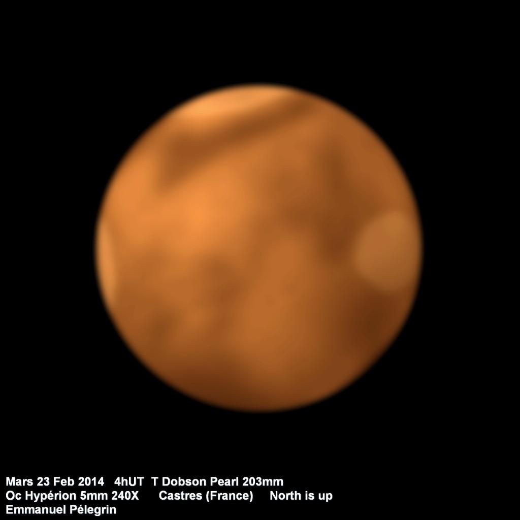 Mars - February 5, 2014